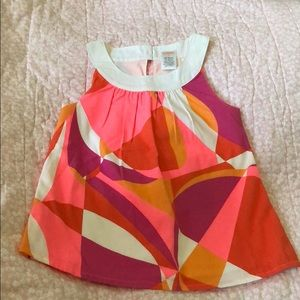 Other - Girl's Geometric Shirt